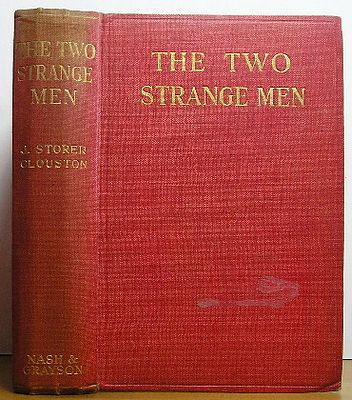 Image for The Two Strange Men (1924)