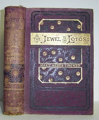 Image for The Jewel in the Lotos (1884)