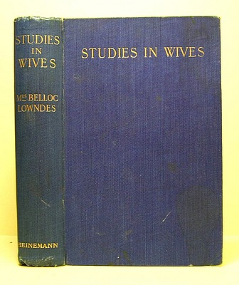 Image for Studies in Wives (1909)