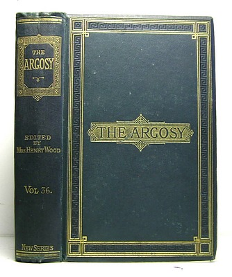 Image for The Argosy Volume XXXVI (36), July - December 1883