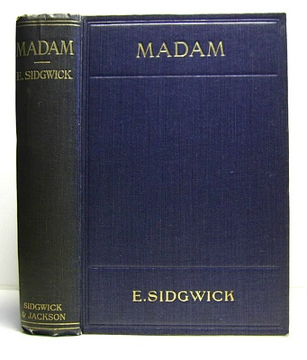 Image for Madam (1921)