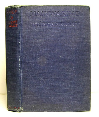 Image for Mainwaring (1920)
