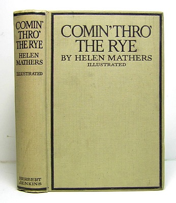 Image for Comin' Thro' the Rye (1875)