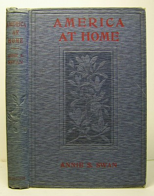 Image for America at Home Impressions of a Visit in War Time (1920)
