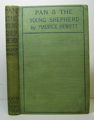 Image for Pan and the Young Shepherd