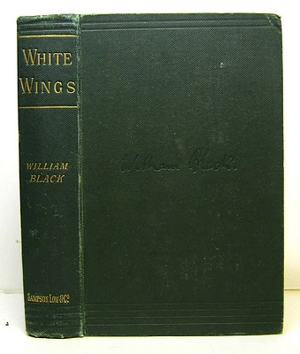 Image for White Wings, A Yachting Romance