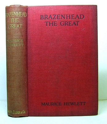 Image for Brazenhead the Great (1911)