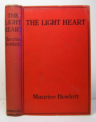 Image for The Light Heart (1920)