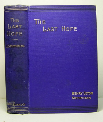 Image for The Last Hope (1904)