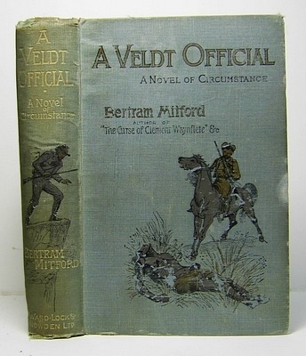 Image for A Veldt Official. A Novel of Circumstance (1895)