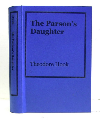 Image for The Parson's Daughter