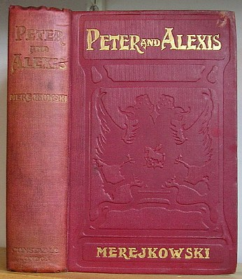 Image for Peter and Alexis. An Historical Novel (1905)