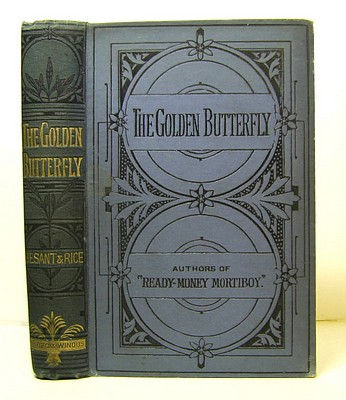 Image for The Golden Butterfly (1876)