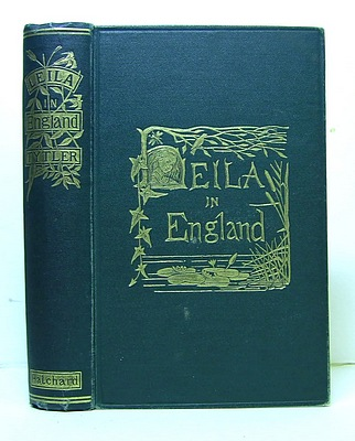 Image for Leila in England. A Continuation of Leila, or The Island (1842)
