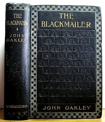 Image for The Blackmailer