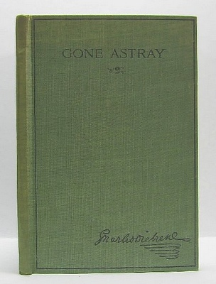 Image for Gone Astray (1912)