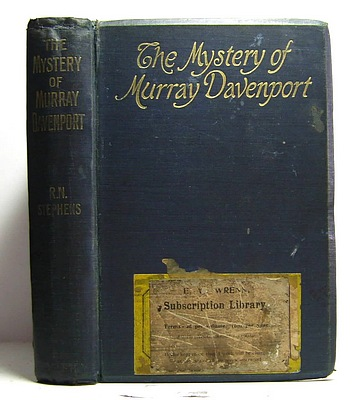Image for The Mystery of Murray Davenport (1903)