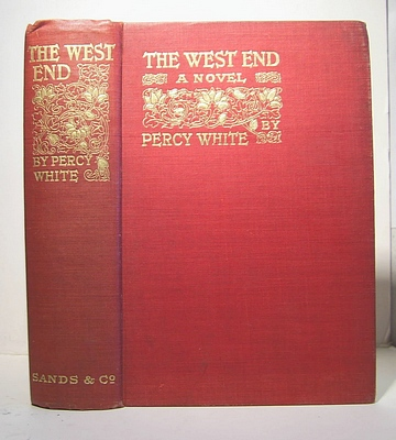 Image for The West End. A Novel (1900)