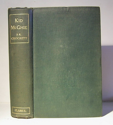 Image for Kid McGhie. A Nugget of Dim Gold (1906)
