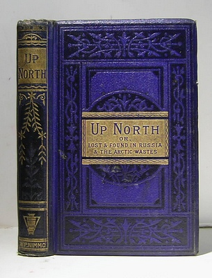 Image for Up North or Lost and Found in Russia and the Arctic Wastes (1878)