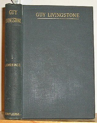 Image for Guy Livingstone, or, Thorough