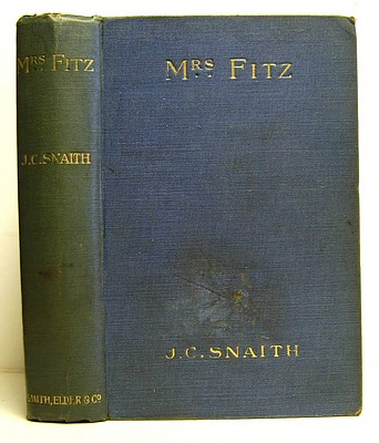 Image for Mrs Fitz (1910)