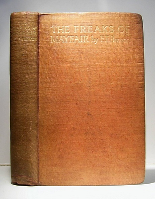 Image for The Freaks of Mayfair (1916)