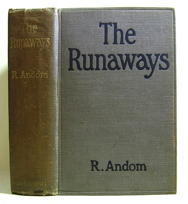 Image for The Runaways. Being Some Early Adventures of Troddles and Us (1909)