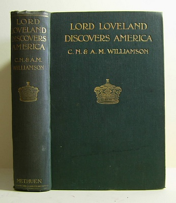 Image for Lord Loveland Discovers America (1910)