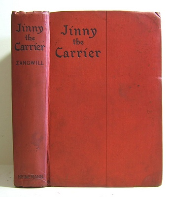 Image for Jinny the Carrier (1919)