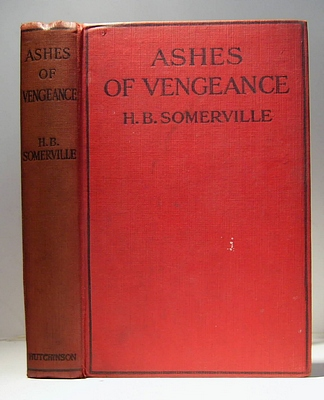 Image for Ashes of Vengeance, A Romance of Old France (1913)