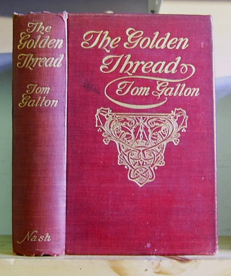 Image for The Golden Thread The Story of a Stolen Christmas (1904)