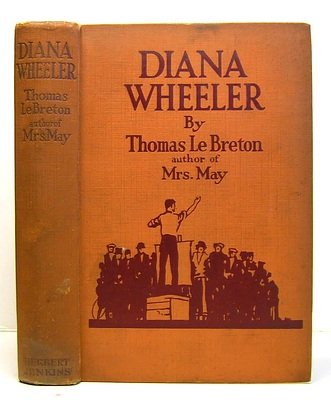 Image for Diana Wheeler or Labour Lost (1924)