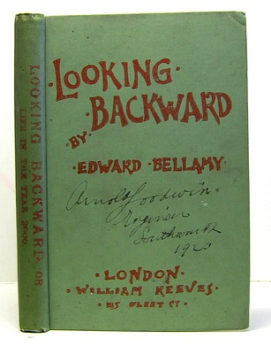 Image for Looking Backward 2000 - 1887 (1888)