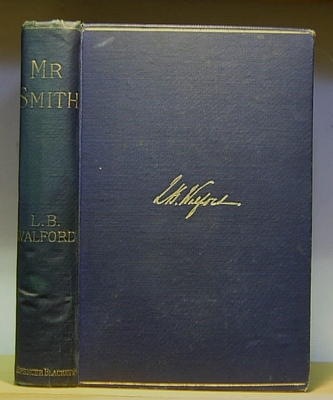 Image for Mr Smith: A Part of His Life (1874)