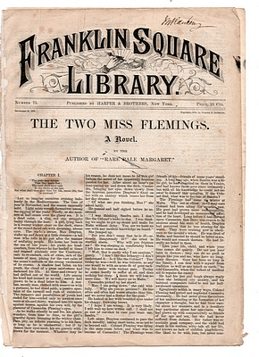 Image for The Two Miss Flemings