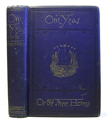 Image for One Year; or, A Story of Three Homes (1869)