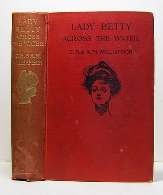 Image for Lady Betty Across the Water (1906)