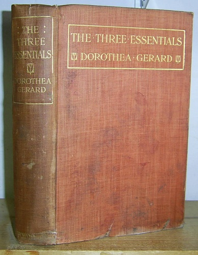 Image for The Three Essentials (1905)