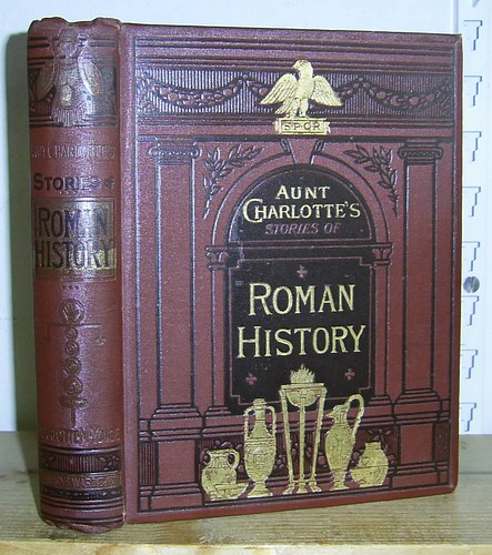Image for Aunt Charlotte's Stories of Roman History for the Little Ones (1877)