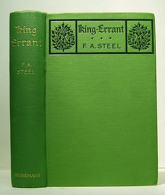 Image for King-Errant (1912)