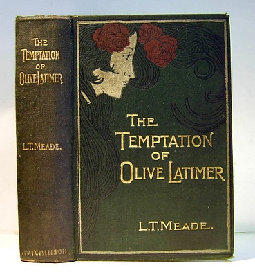 Image for The Temptation of Olive Latimer (1900)