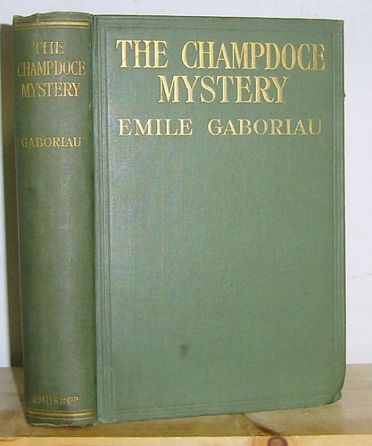 "The Champdoce Mystery. A Sequel to ""Caught in the Net""."