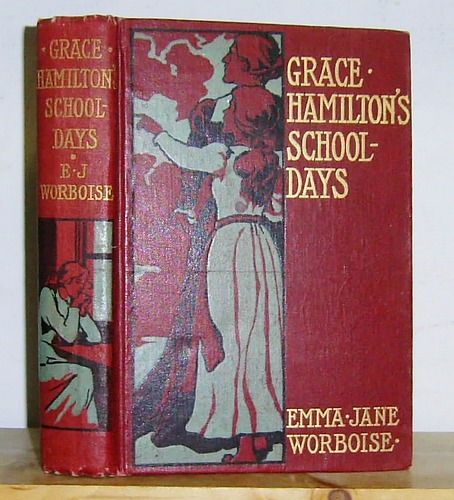 Image for Grace Hamilton's Schooldays (1856)