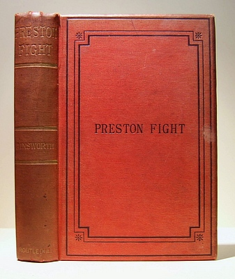 Image for Preston Fight; or, The Insurrection of 1715 (1875)