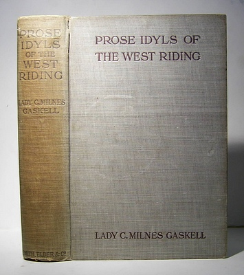 Image for Prose Idyls of the West Riding (1907)