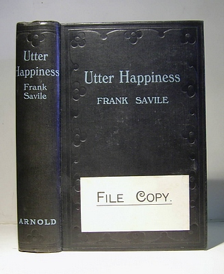Image for Utter Happiness (1925)