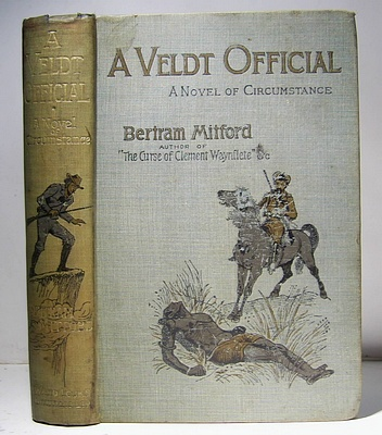 Image for A Veldt Official A Novel of Circumstance (1895)
