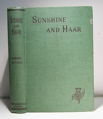 Image for Sunshine and Haar. Some Further Glimpses of Life at Barncraig (1895)