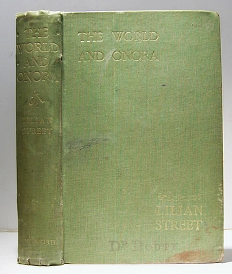 Image for The World and Onora (1898)